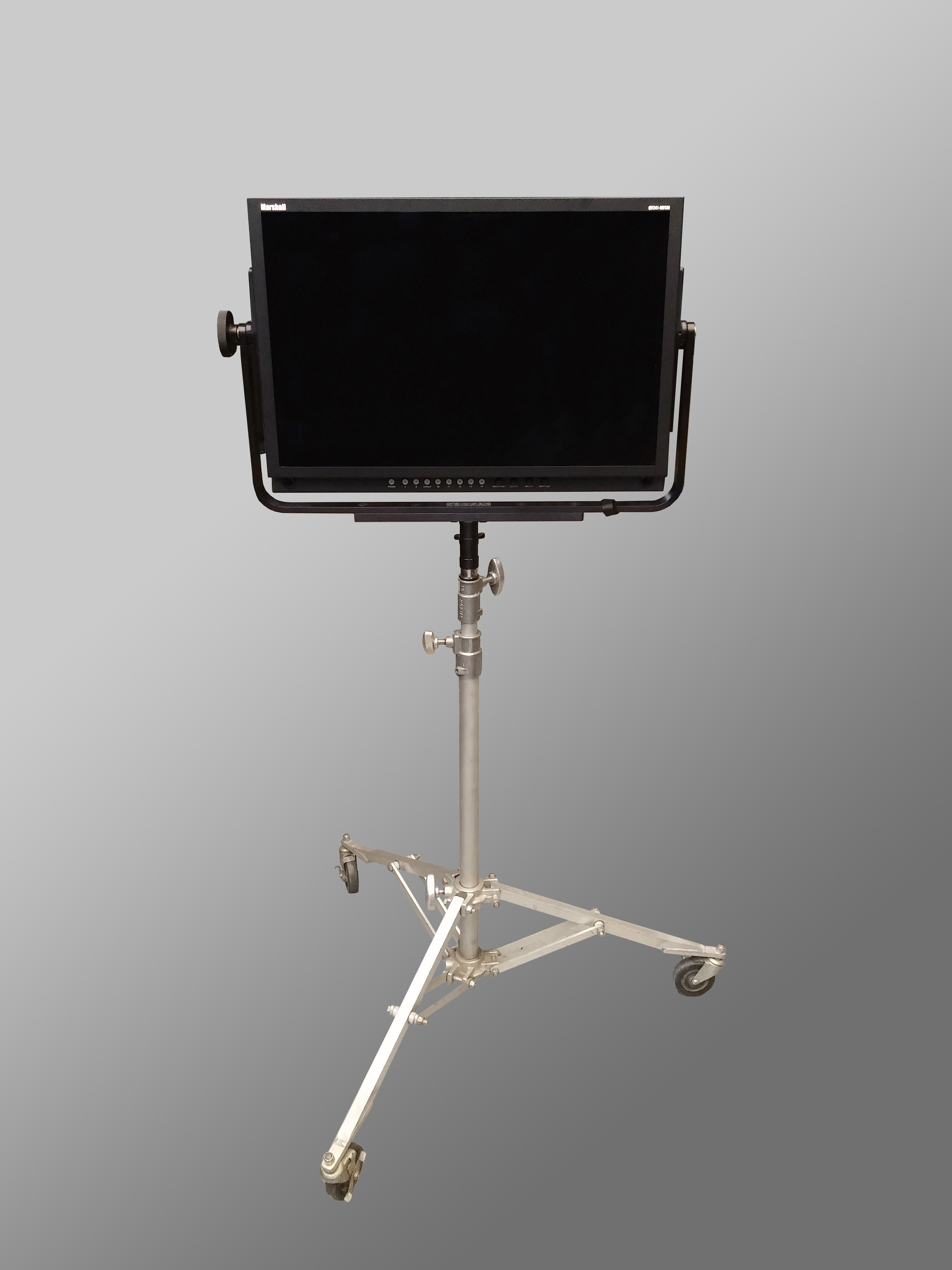 24″ with Rolling Stand