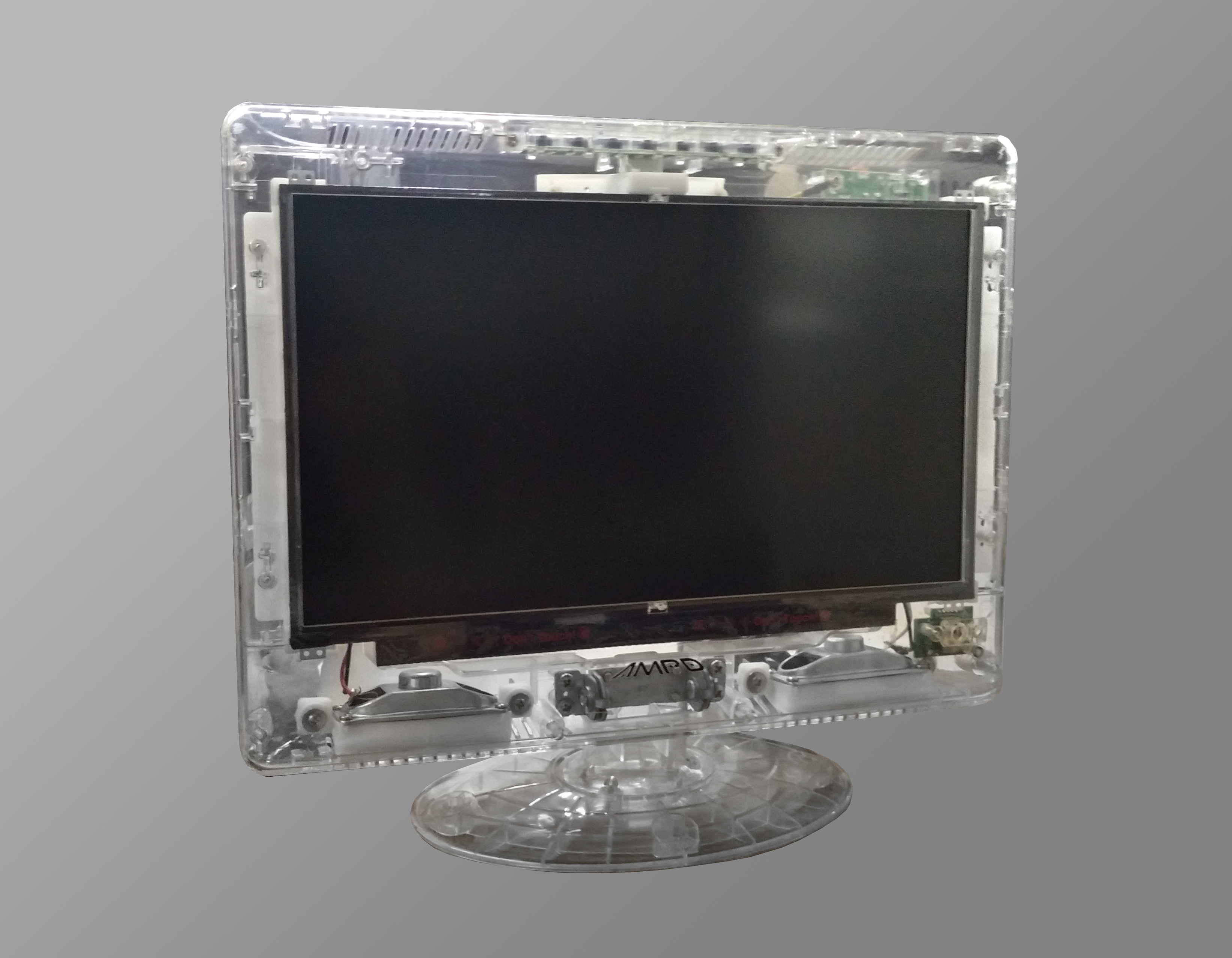 AMPD 13″ CLEAR LCD