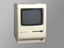 Apple Mac Plus Prop