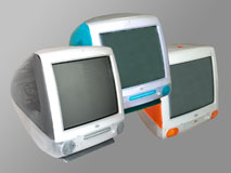 Apple iMacs (period)