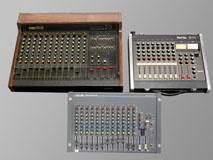 Prop Audio Mixers