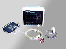 EKG Portable Patient Monitor