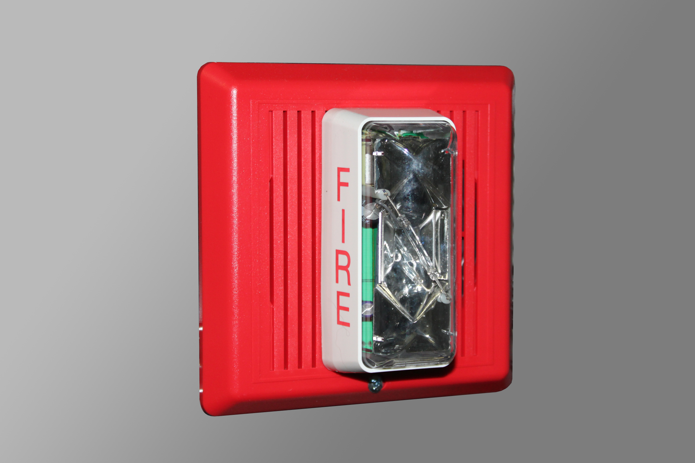 Fire Alarm Strobe « Inter Video Production Equipment Rentals