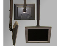 LCD Television Hanger