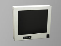 Military Monitor 18″