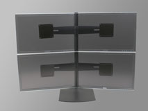 Quad LCD Monitor Mount
