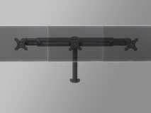 Triple LCD Monitor Mount