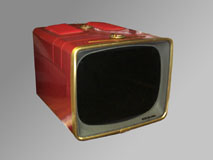 RCA Victor Red 15″ LCD Rigged