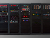 Electronic Equipment Server Racks