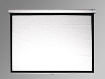 Pulldown Projection Screens