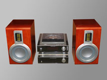 Home Stereo System 2