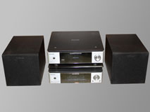 Home Stereo System 1
